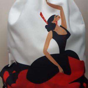CO-002-Mochila-tela-Flamenca-malaga-souvenir