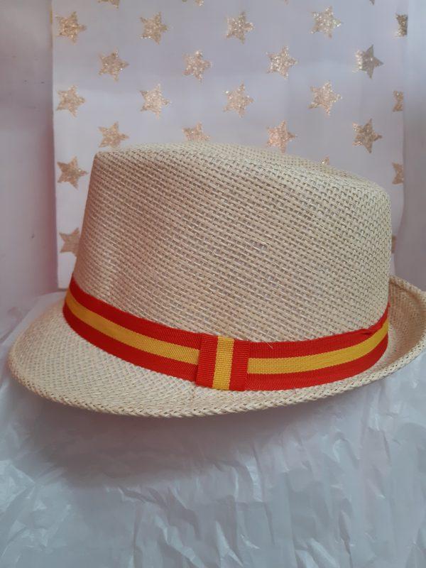 CO-004-Sombrero bandera España1