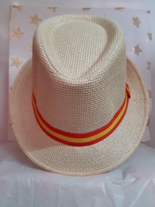 CO-004-Sombrero bandera España2